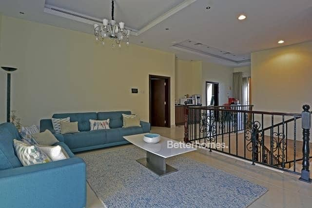 17 5 Beds | Large Swimming Pool |Corner Plot