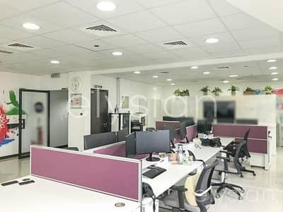 مکتب  للبيع في أبراج بحيرات الجميرا، دبي - Stellar Fitted Office I Grade A Tower
