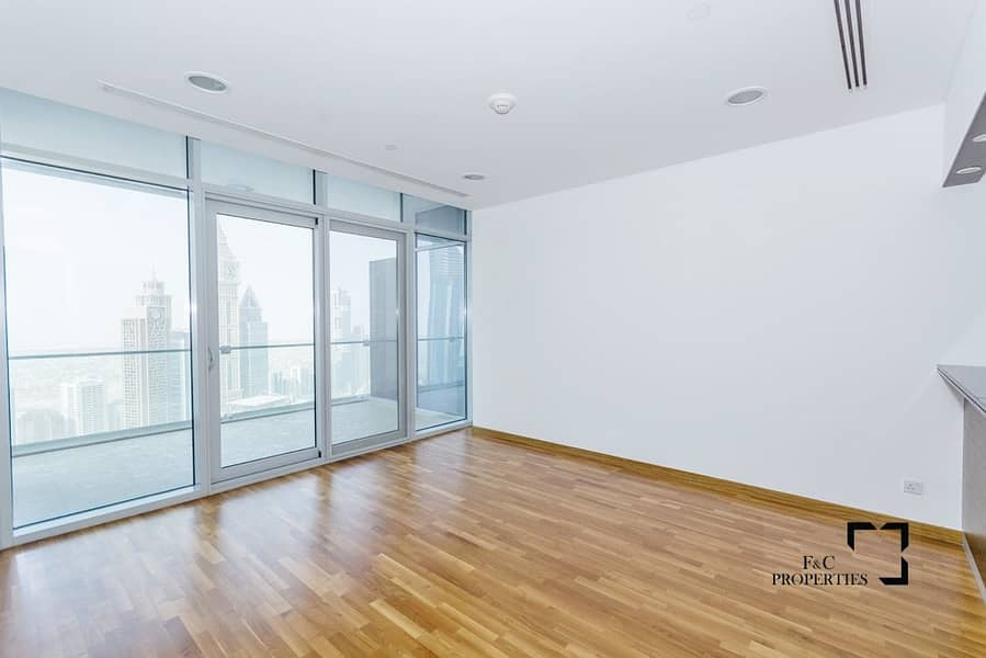 2 DIFC View I High Floor I The Best Price