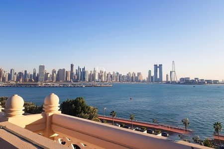 3 Bedroom Penthouse for Sale in Palm Jumeirah, Dubai - AMAZING VIEW   3BR + M PENTHOUSE   FOR SALE