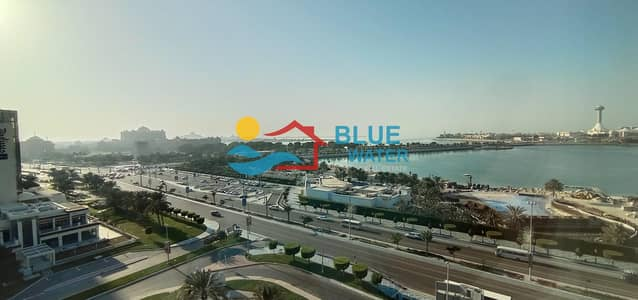 3 Bedroom Apartment for Rent in Corniche Area, Abu Dhabi - No Commission| Stunning Sea view| 3BHK Apartment
