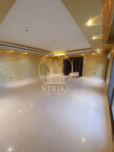 فیلا 8 غرف نوم للايجار في بين الجسرين، أبوظبي - separated villa 8 master with elevator