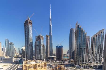 شقة 1 غرفة نوم للايجار في الخليج التجاري، دبي - Vacant | Large Layout | Partial Burj View