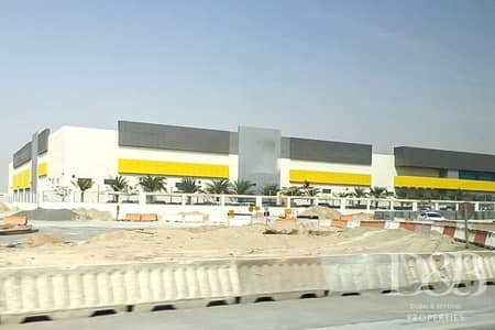 Warehouse for Sale in Dubai World Central, Dubai - Non Free Zone-Air Conditioned Warehouse in DS