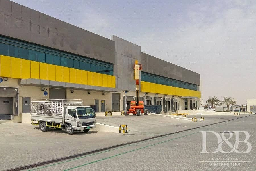 2 Non Free Zone-Air Conditioned Warehouse in DS