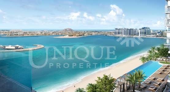 1 Bedroom Apartment for Sale in Dubai Harbour, Dubai - Panoramic Sea View | Private Beach Access