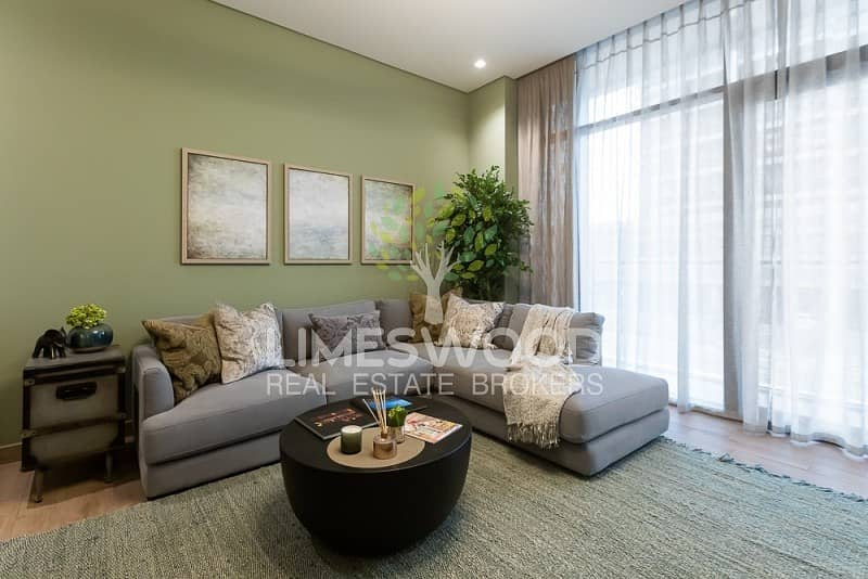 2 Fantastic Golf View| Studio Apartment With Balcony