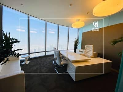 Full Floor| Ultra Luxury Office|Furnished & Fitted