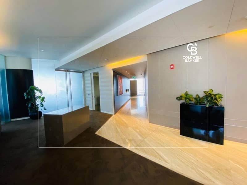 2 Full Floor| Ultra Luxury Office|Furnished & Fitted
