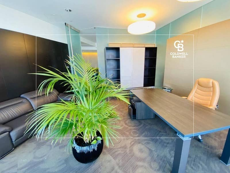 20 Full Floor| Ultra Luxury Office|Furnished & Fitted