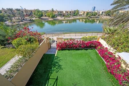 فیلا 2 غرفة نوم للبيع في المرابع العربية، دبي - Full Lake View | Elegant  Type C | Spacious Garden