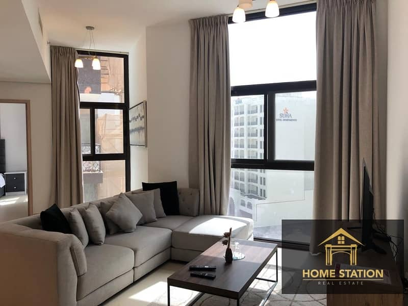 Brand New Fully Furnished One Bedroom /Monthly Payment Options