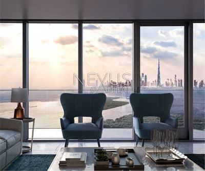 1 Bedroom Apartment for Sale in The Lagoons, Dubai - Dubai Creek Harbour | 1 Bedroom | Dubai Creek Tower View