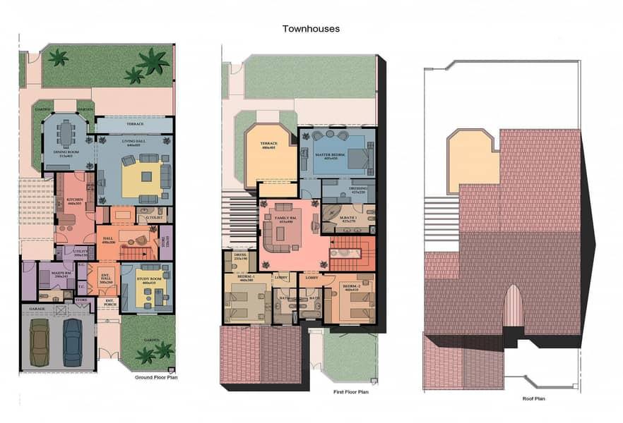 10 Exclusive | Corner Plot | 4 Bedrooms