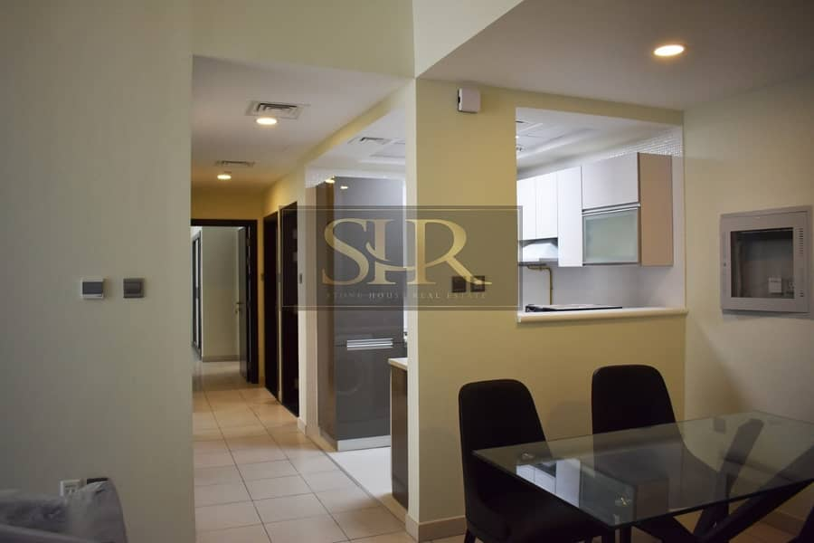 2 Bigger Unit | Fully Furnished 2 Bed Apt In Glitz 3