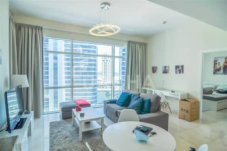 1 Bedroom Flat for Rent in Business Bay, Dubai - Furnished / / 1 Bed with Canal View