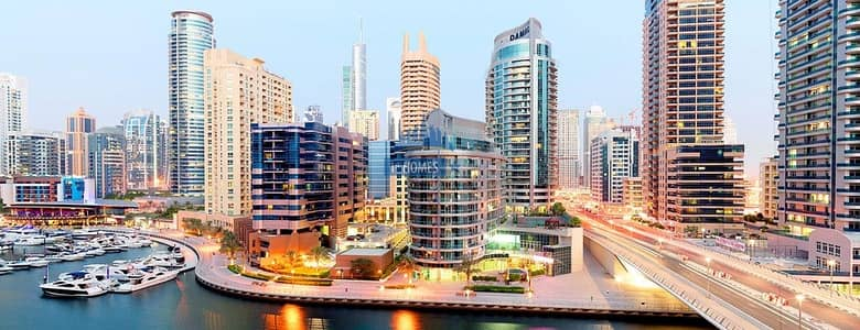 1 Bedroom Flat for Sale in Dubai Marina, Dubai - Dubai Marina Waves Tower