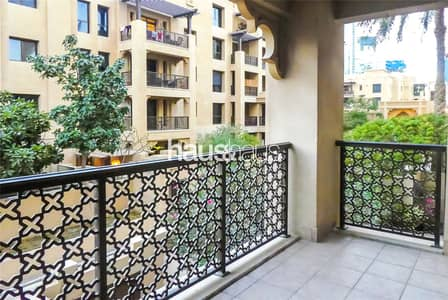 2 Bedroom Apartment for Rent in Old Town, Dubai - Spacious Living | Chiller Free | Community views