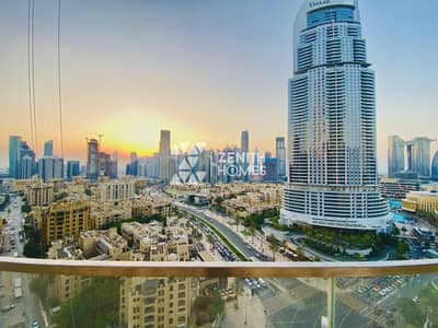 2 Bedroom Flat for Sale in Downtown Dubai, Dubai - Brand new | Prestige | Sunset view