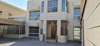 *** COMMERCIAL/RESIDENTIAL – Fully Furnished 7BHK Duplex Villa available in Al Jazzat, Sharjah