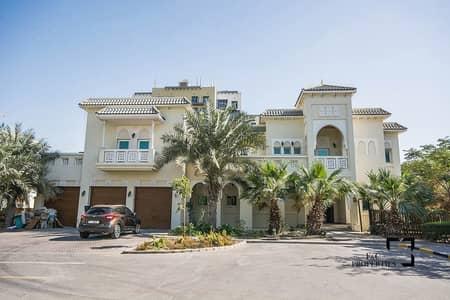 6 Bedroom Villa for Rent in Al Furjan, Dubai - Corner Unit - Quortaj Type - 6 BR Villa+M