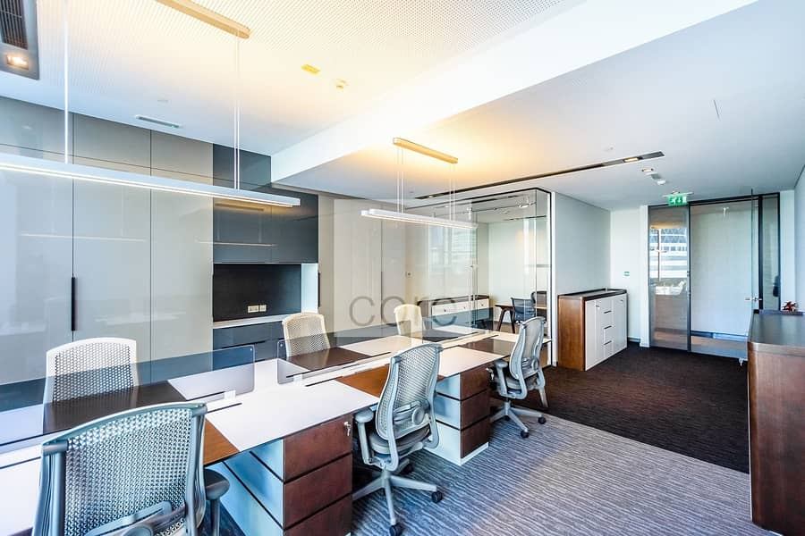 2 Fully Fitted and Furnished Office | Parking