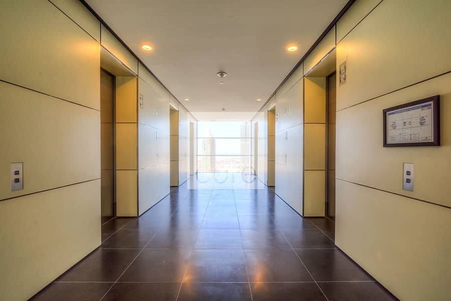 10 Fitted and Partitioned Office | On High Floor