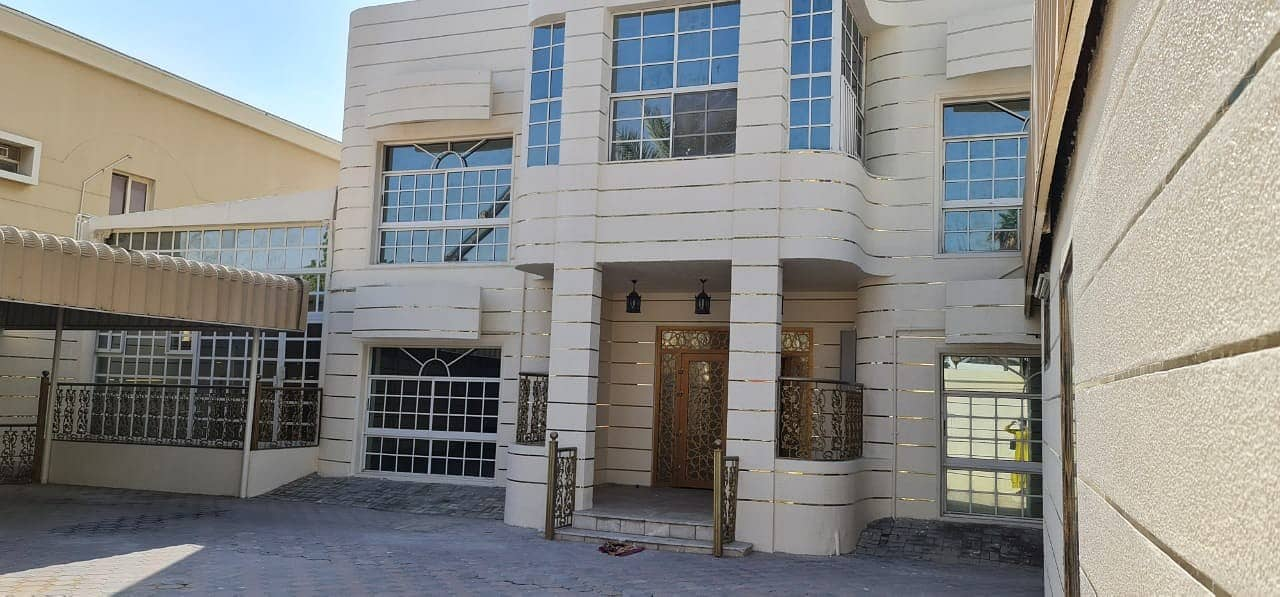 *** COMMERCIAL/RESIDENTIAL – Fully Furnished 7BHK Duplex Villa available in Al Jazzat Sharjah