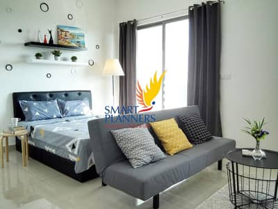 Studio for Rent in Jumeirah Beach Residence (JBR), Dubai - ELEGANT  FURNISHED STUDIO IN JBR