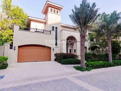 4 Bedroom Villa for Rent in Saadiyat Island, Abu Dhabi - Real Photos|Stunning Villa in the St Regis|Vacant