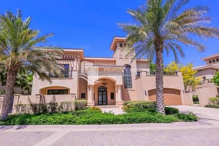 فیلا 4 غرف نوم للبيع في جزيرة السعديات، أبوظبي - Hot Deal!! Luxurious  4+Maid w/ High Standards Of Living!