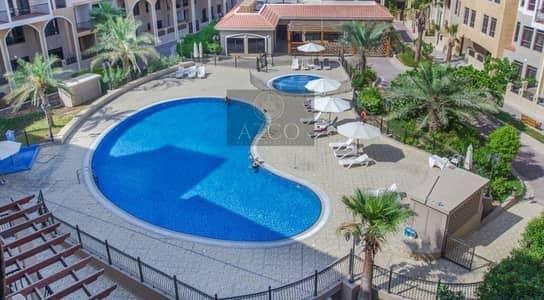 شقة 4 غرف نوم للبيع في قرية جميرا الدائرية، دبي - Beautiful 4BR-TH|Live In The Lap Of Luxury|Buy Now