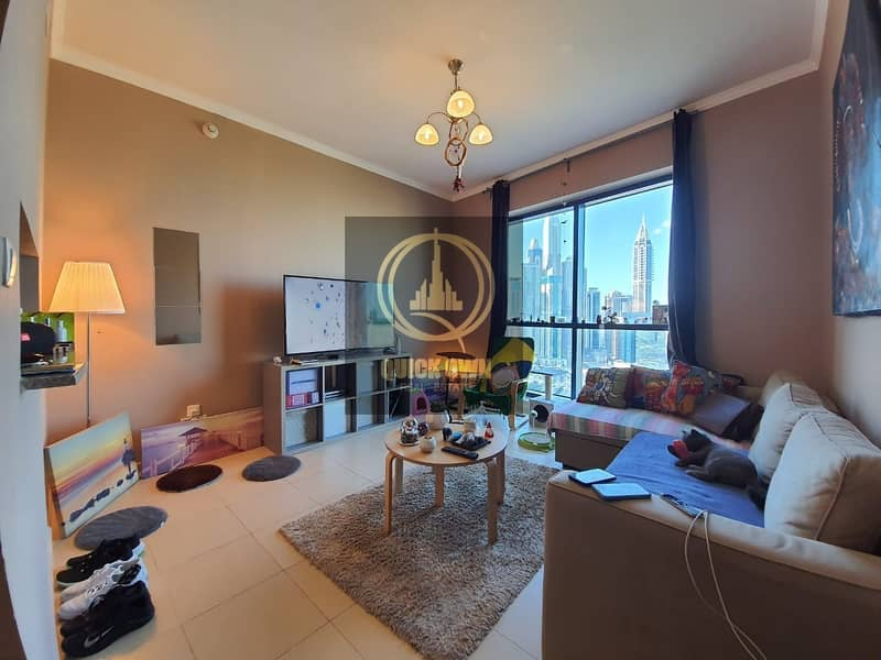 Investment Deal| Duplex | High Floor | Golf View