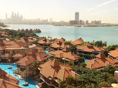 2 Bedroom Flat for Rent in Palm Jumeirah, Dubai - Sea Views I Available Now I Furnished