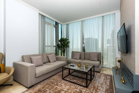 2 Bedroom Flat for Rent in Jumeirah Lake Towers (JLT), Dubai - No Commission | Open Plan Fitted Kitchen | Furnished