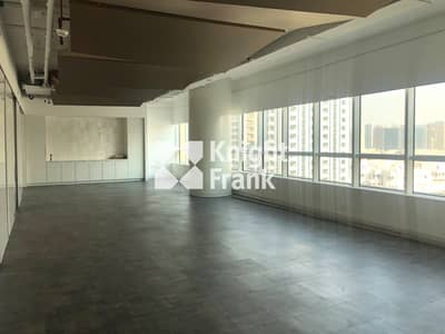 Office for Rent in Al Tibbiya, Abu Dhabi - Fitted Office Space / Airport Road