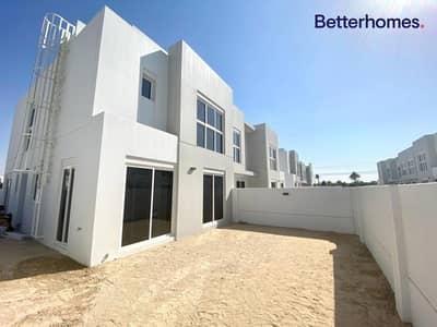 4 Bedroom Villa for Rent in Jumeirah Village Circle (JVC), Dubai - Single Row Corner Unit  Vacant }  with Maids