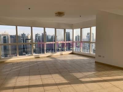 3 Bedroom Apartment for Rent in Dubai Marina, Dubai - Panoramic View   High Floor   Chiller Free