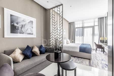استوديو  للايجار في الخليج التجاري، دبي - Brand New and Fully Furnished Studio Apt