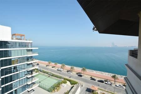 استوديو  للايجار في نخلة جميرا، دبي - Never Been Lived In I Sea View I Studio