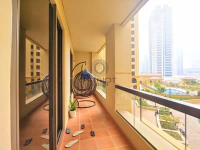 1,250,000 AED 2 Bedroom apartment for sale in Sadaf JBR