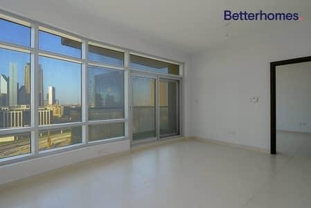 1 Bedroom Apartment for Sale in Downtown Dubai, Dubai - Spacious and Bright unit I Burj Khalifa view