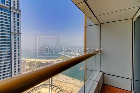 4 Bedroom Penthouse for Rent in Dubai Marina, Dubai - Amazing Views I Fully Furnished I Well Maintained
