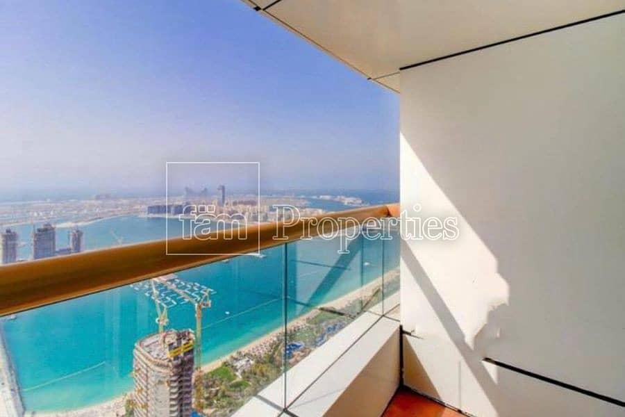 13 Sea view | High floor | Penthouse | Rented | maids