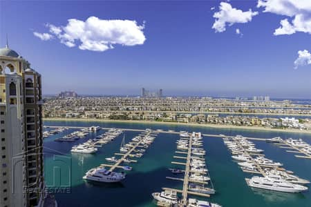 4 Bedroom Penthouse for Sale in Palm Jumeirah, Dubai - Penthouse | Panoramic Views | Large Terrace