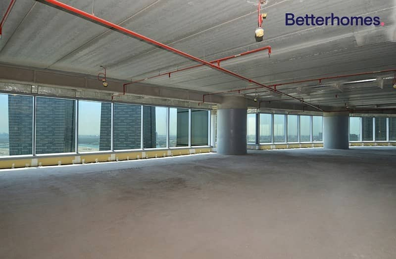 2 Vacant| Sea View | Full Floor | Shell And Core