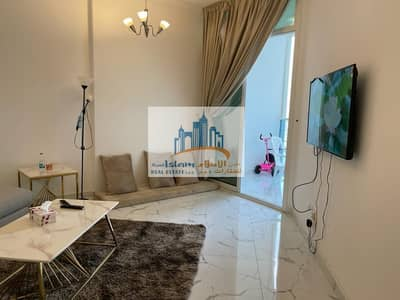 2 Bedroom Flat for Rent in Al Rashidiya, Ajman - superdelux 1bhk for monthly rent
