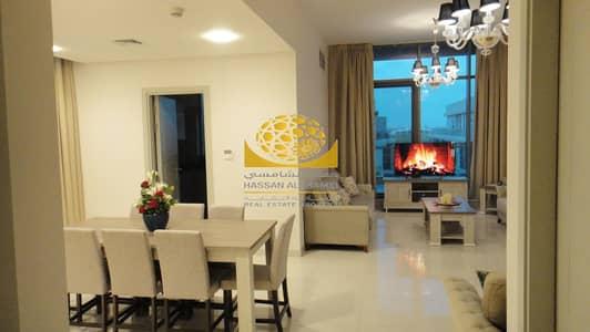 شقة 2 غرفة نوم للايجار في مدينة ميدان، دبي - Elegant 2BR+Maid  | Prime Location