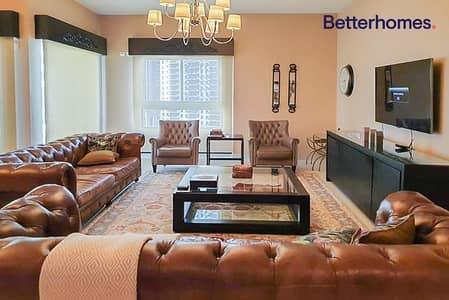 فلیٹ 3 غرف نوم للايجار في جزيرة الريم، أبوظبي - Exquisite furniture |Ready to move in I Excellent Price l community View
