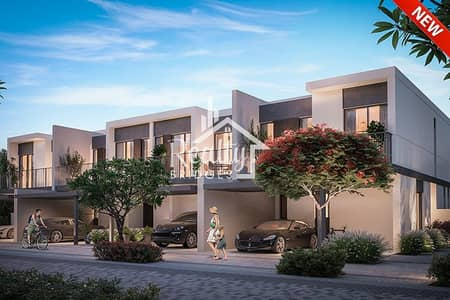 4 Bedroom Townhouse for Sale in Tilal Al Ghaf, Dubai - Townhouse in the price of an apartment